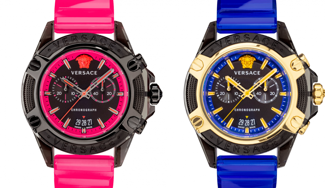 Icon Active: Urban, Sporty, Unmistakably Versace