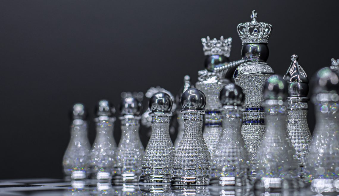 Game On: Chess Bling