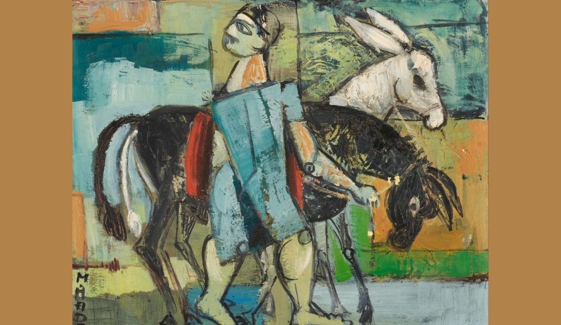 Window into Modern Arab Art